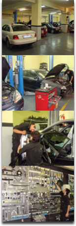 Reparacions de vehicles